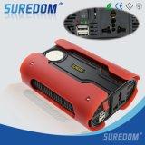 Горячая продажа AC110V/220V корпус красного цвета 500W Изменить кривую инвертирующий усилитель мощности