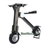 Велосипед велосипеда горы электрический складывая с самой лучшей батареей Panasonic