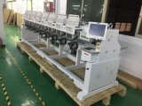 Wonyo 8 cabeças 9/12 cores Computerized Embroidery Machine Price na China com Ce, Gsg Certification