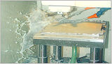 Alimentación automática de 3 ejes fresadora taladro vertical (HS-T5).