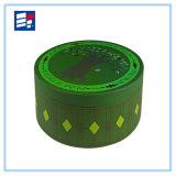 Boîte-cadeau de Cylinderical de papier de type de mode avec le carton