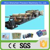 Wuxi Bolsa de papel automática de alta calidad completa que forma la máquina para el cemento