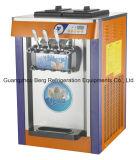 Máquina elevada do gelado de capacidade de produção
