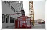 Gru della costruzione di Gaoli dal tipo Sc320/320 della Cina per i materiali