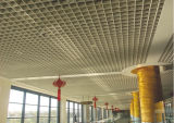 Hot of halls Fireproof Waterproof False Ceiling open Grid Aluminum Ceiling