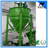 Processo di produzione di gomma della polvere/pianta di riciclaggio residua della gomma