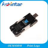Dibujos animados en flash de memoria USB Pendrive USB de plástico