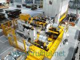 자동화 기계 NC 제조 공업 도움에 있는 자동 귀환 제어 장치 직선기 지류 그리고 차 부속을 만드는 Uncoiler 사용