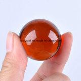 bola clara transparente tamaño pequeño del vidrio cristalino de 30m m para los recuerdos