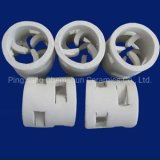 Anello di ceramica 15-22% Al2O3 della cappa