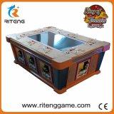 Máquina de juego más de los pescados del rey 2 retén del océano de Igs con el validador y la impresora de Bill