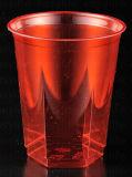 8oz (260ml) C087890-S Wegwerf-PP/PS quadratisches unteres Plastikcup