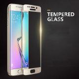3D a courbé le protecteur d'écran en verre Tempered pour le butoir de téléphone de bord de la galaxie S7