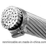 熱い販売ACSRのアルミニウム鋼鉄によって補強されるコンダクターはDIN 48204のための残されたアルミニウムワイヤーを暴露し、