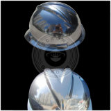 Ocrown Silver chrome brillant miroir Pigment automobile
