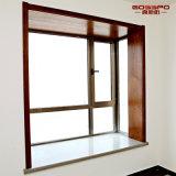 Intérieur de bois massif porte vitrée Moulure de cadre de fenêtre (GSP17-003)