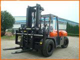 Dieselgabelstapler des Zählersaldo-10ton mit Motor 6bg1
