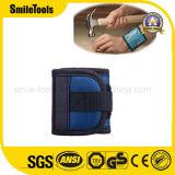 Wristband magnético com os ímãs fortes para ferramentas de terra arrendada, parafusos