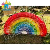 水泳はPegasusドーナツおもちゃを浮かべる老後の蓄えのInflatablesのプールを鳴らす