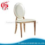 Aço inoxidável do projeto quente da forma da venda que janta a cadeira