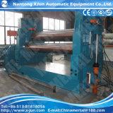 Quente! Máquina de rolamento simétrica hidráulica da placa de três rolos Mclw11nc-40X2500