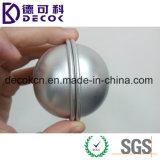 Шарик прессформы бомбы ванны половинной сферы нержавеющей стали полусферы 3D DIY 304