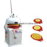 Machine automatique de rouleau de la pâte de pizza de qualité/machine plus ronde diviseur de la pâte