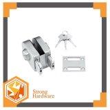 Singola serratura laterale di obbligazione del portello di vetro di scivolamento