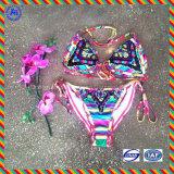 (Торговый обеспечение) самый последний способ Бикини, сексуальное Бикини, Swimsuit двухкусочный