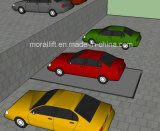 Garage voiture Ciseaux de levage avec verrouillage Explosion-Proof