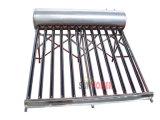 Calentador de agua solar de la No-Presión del acero inoxidable (series del proceso estadístico)