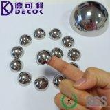 1 pulgada 2inch 3 bola de acero hueco de la superficie 304 del espejo de la pulgada media