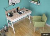 가정 가구 현대 나무로 되는 연구 결과 테이블