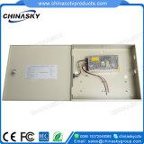12VCC 10AMP CCTV avec batterie de secours d'alimentation (12VCC10A1P/B)