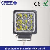 indicatore luminoso del lavoro del punto dell'inondazione del CREE LED di 4inch 12V 27W