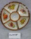 Las placas de cerámica