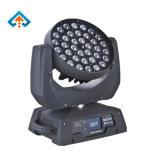 Wäsche-Licht-Summen-Stadiums-Hauptlicht LED-36*10W bewegliches helles