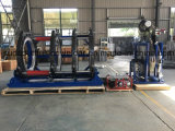 Sud250h HDPE Machine van het Lassen van de Fusie van de Pijp de Hete