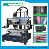 Minicomputer Flatbed Screen Printer for Slippers