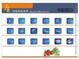 De Container van het voedsel (J001)