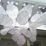 ホテルのプロジェクトのための装飾的な帆デザインシャンデリアライト