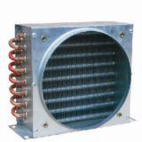 Condensateur de tube de cuivre de réfrigération/échangeur de chaleur d'évaporateur (1/3HP)