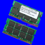 256MB PC100 Sodimm SDRAMのラップトップ144pinのラップトップの記憶