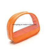 PVC de Transparet combiné avec des sacs de renivellement de cadeau de produits de beauté de promotion de PVC