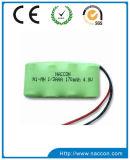 NIMH 1.2V AA 2200mAh再充電可能な力電池