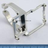 Sostenitore di alluminio lavorante personalizzato della parentesi di mensola del ricambio auto di CNC