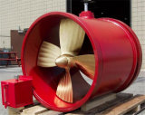De maximum Vervangstukken Met motor van de Stuwraket van de Tunnel van de Duw 462kn Mariene