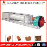 Misturador automático da extrusão do tijolo da argila com garantia das peças sobresselentes