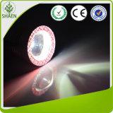 U3 luz 30 W de la motocicleta del CREE LED impermeable