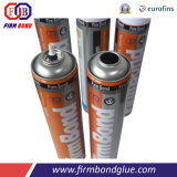 Usine de conserves de commerce de gros de l'aérosol d'alimentation adhésive en mousse PU